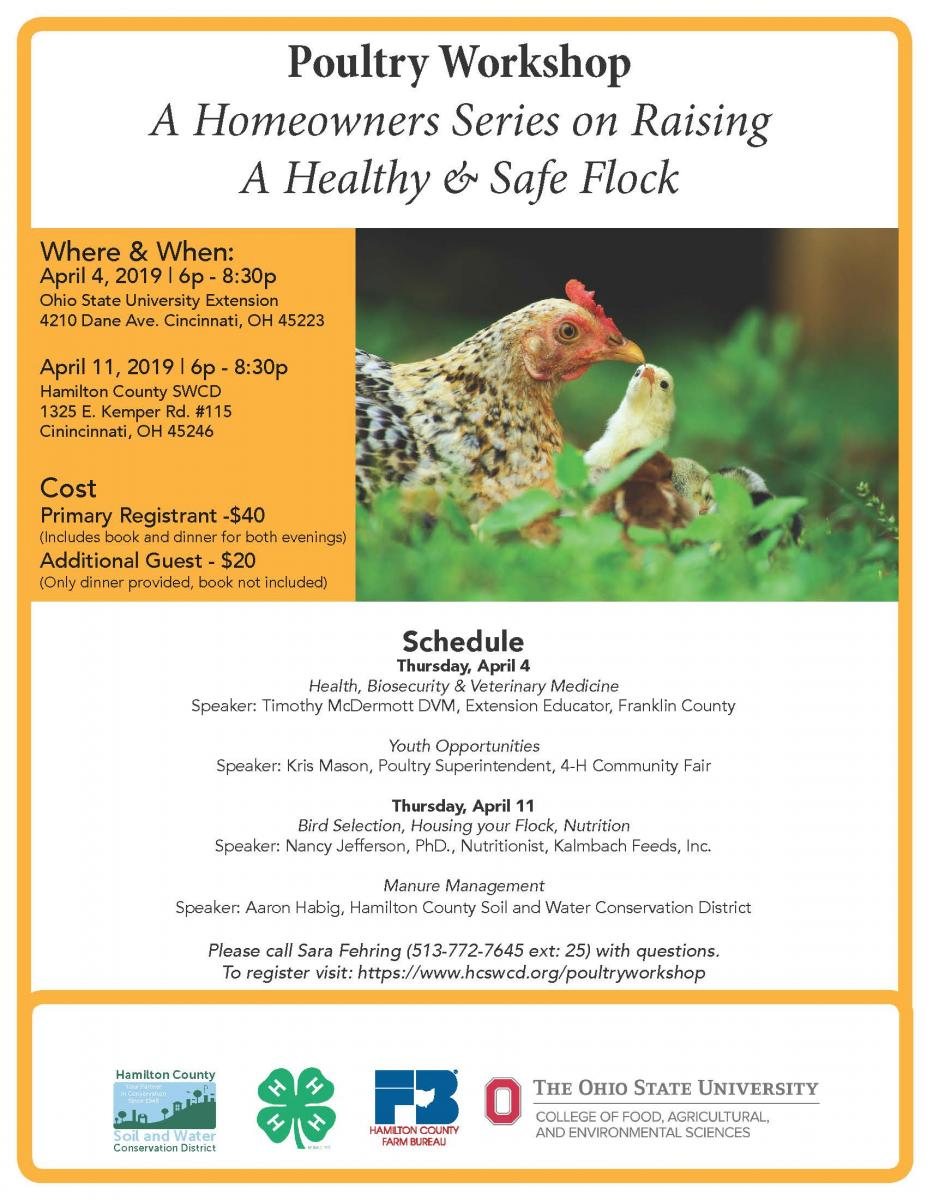 Hamilton County Poultry Workshop