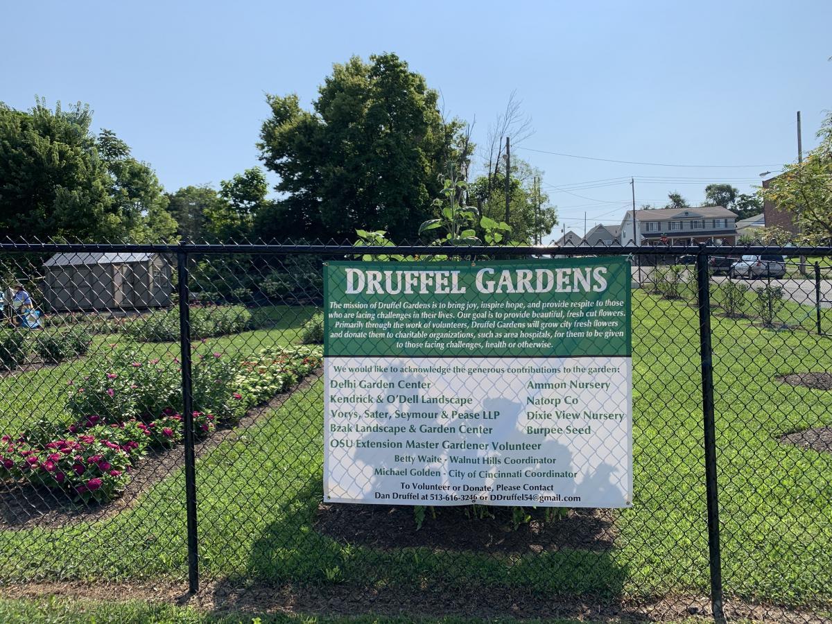Druffel Garden